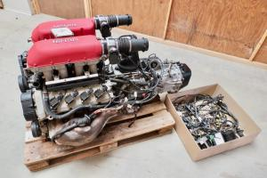 Ferrari 360 3.6L Motor mit F1-Getriebe