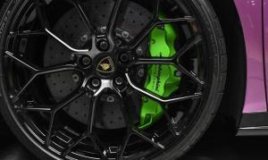 Lamborghini Huracan Titan Radschrauben (auch Gallardo)