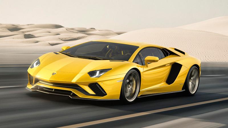 Lamborghini Modelle