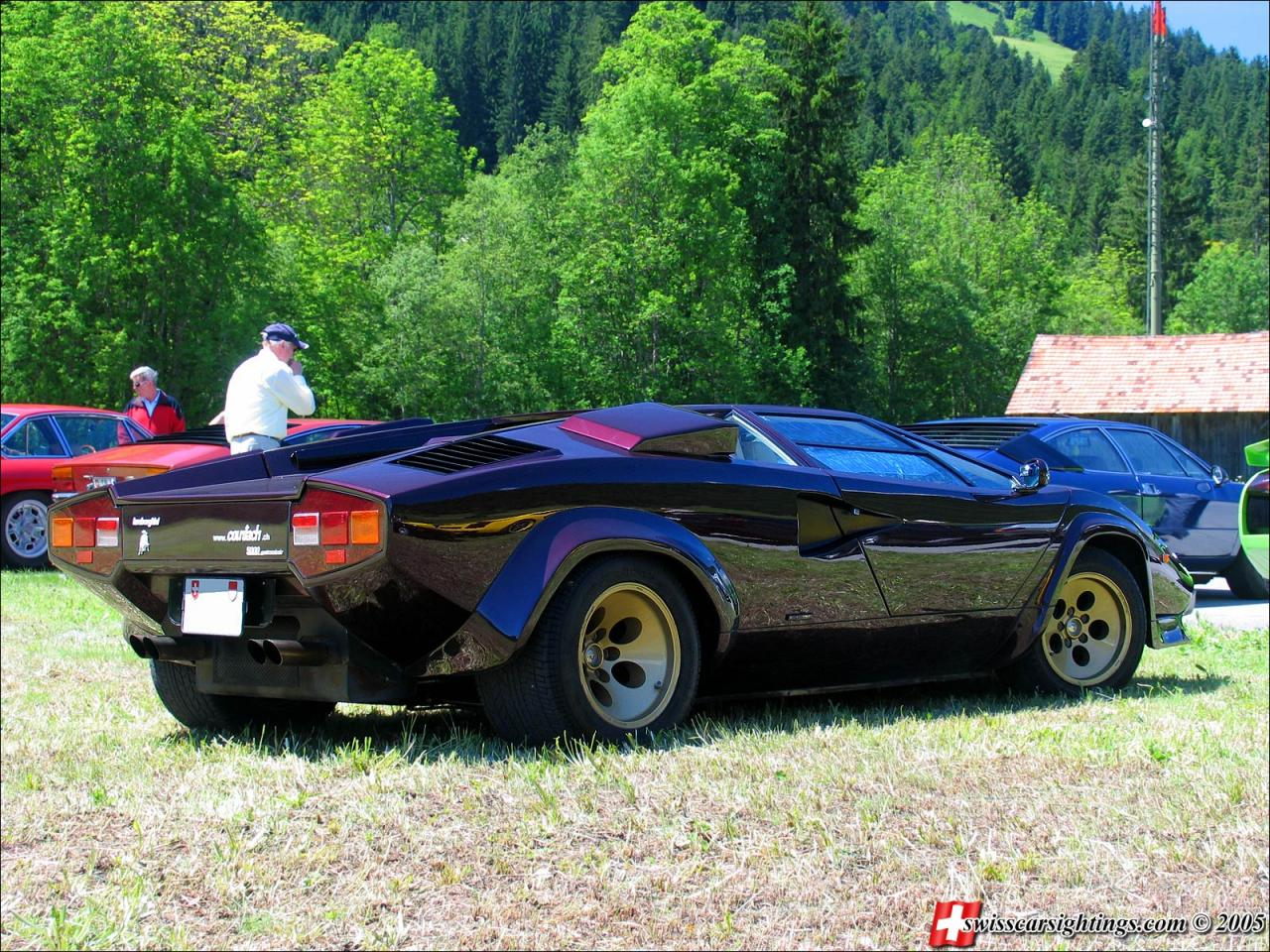 Related Pictures tuning lamborghini countach lp wallpapers
