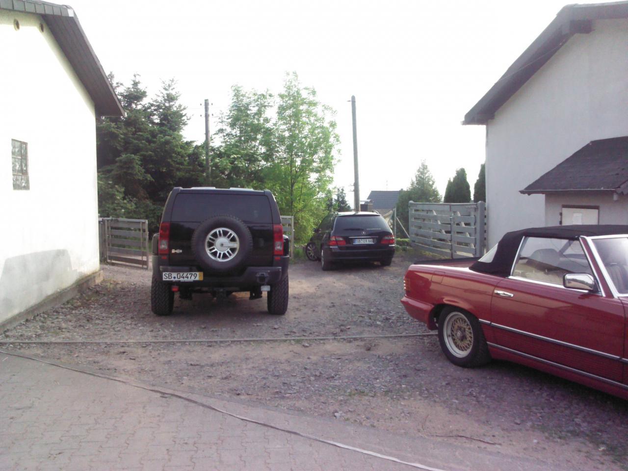 Garage von ecki hummer h3 for Garage auto quad passion