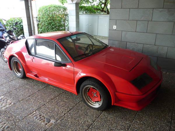 Garage von bielieboy renault alpine a310s for Garage renault rots