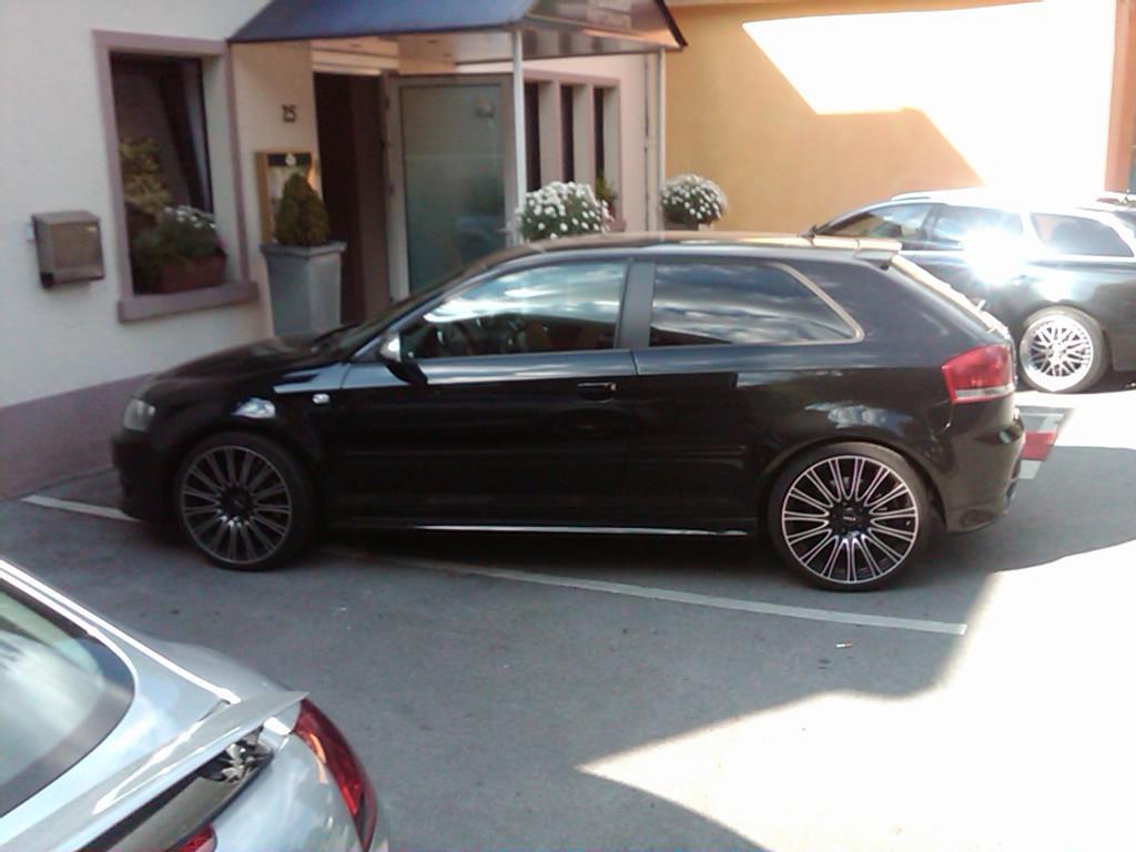 Garage von alexgt r s3 for Garage auto quad passion