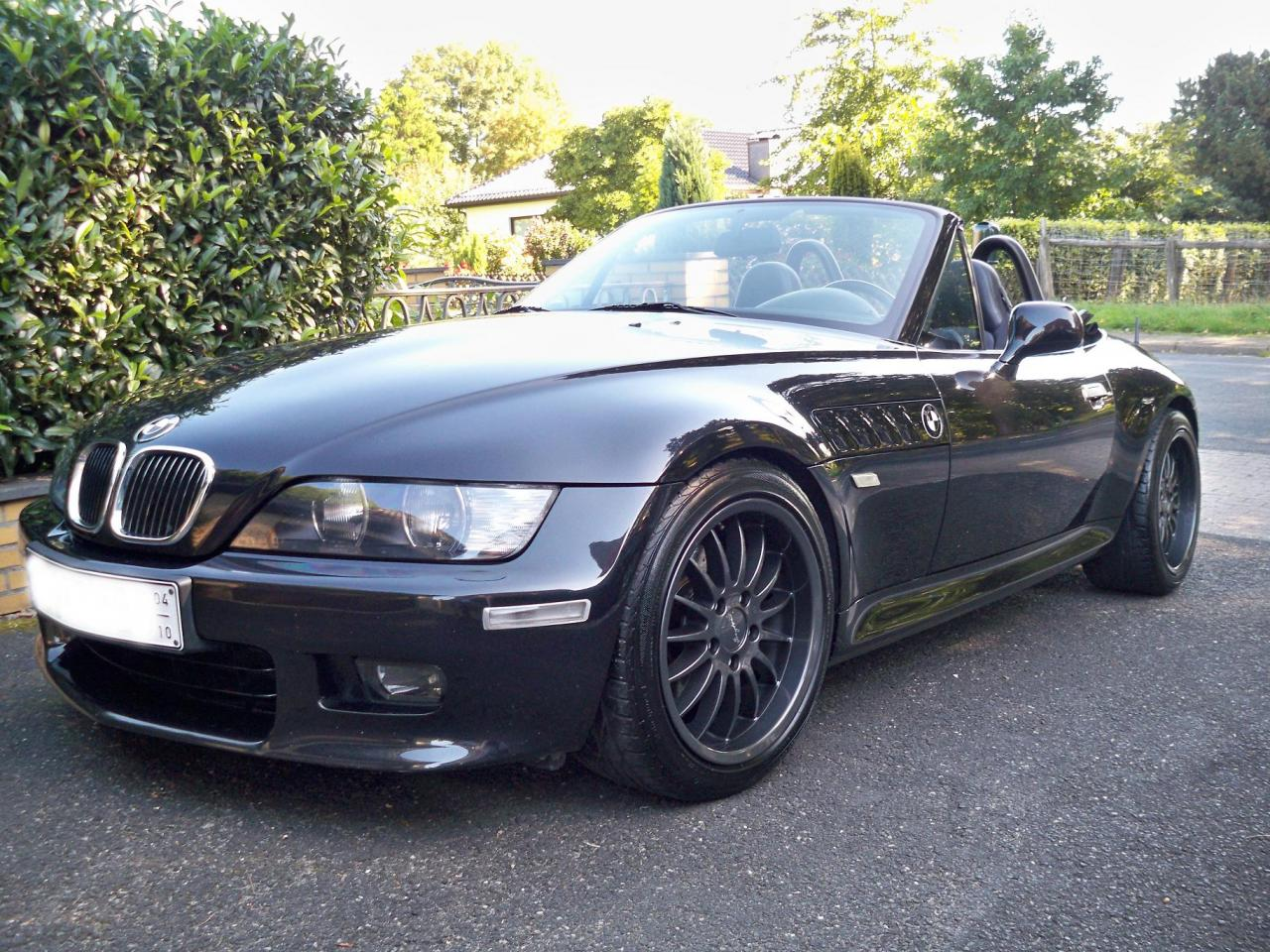 1997 Bmw Z3 M E36 Related Infomation Specifications