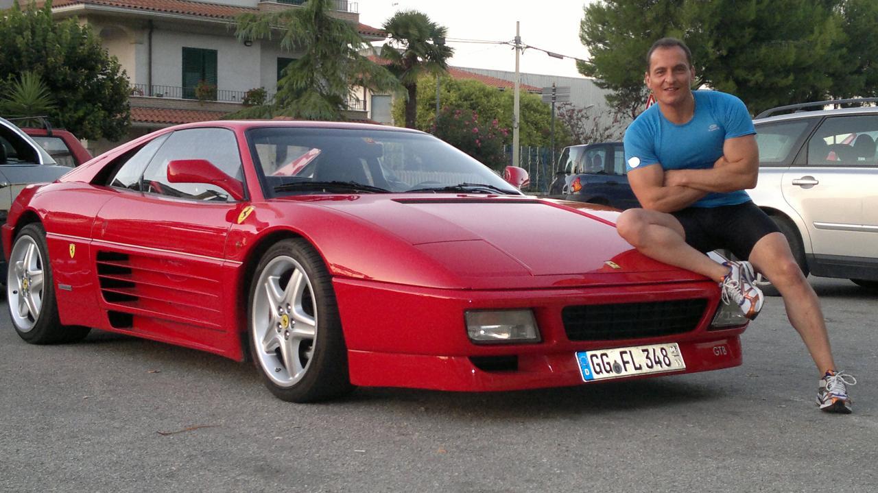 Garage von 98bandit ferrari 348 tb for Garage auto quad passion