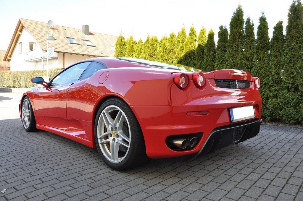 Garage von dxdream f430 f1 for Garage auto quad passion