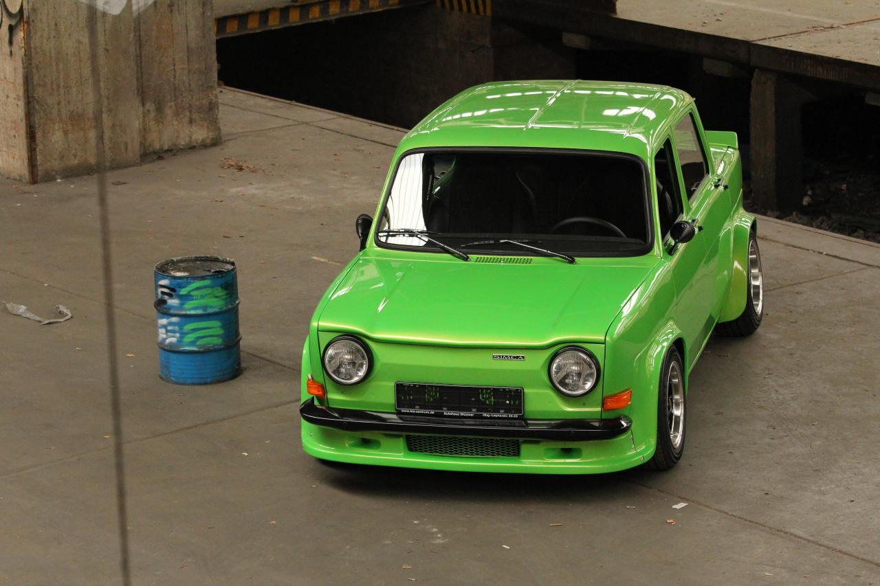 Garage von dinogt4 simca 1000 rallye 2 for Garage auto quad passion