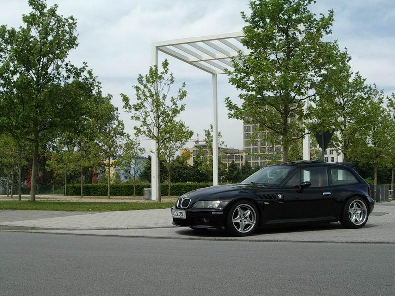 Garage von zfreak z3 coupe for Garage auto quad passion