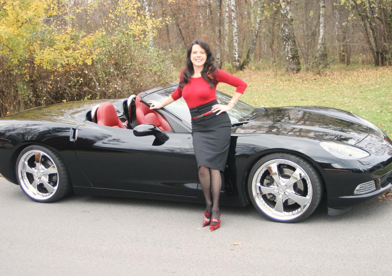 garage von c6 baby corvette c6 convertible. Black Bedroom Furniture Sets. Home Design Ideas