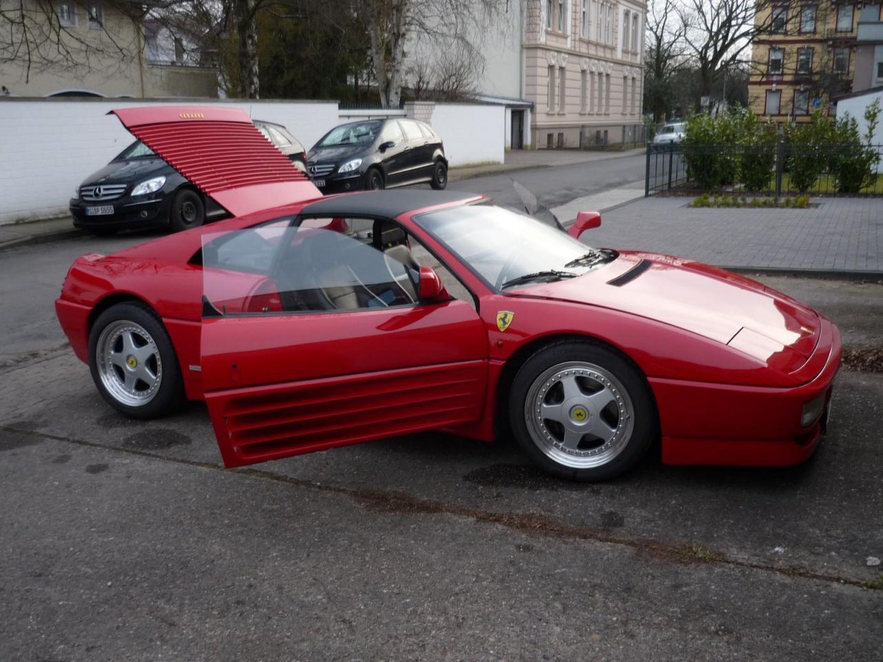 Garage von manniknauf ferrari348 for Garage auto quad passion