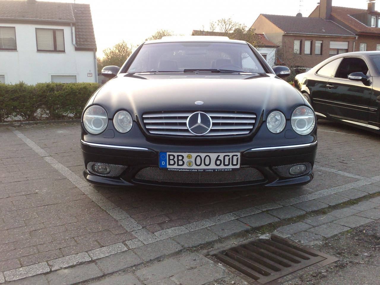 Garage von cl600amg 2009 2003 mercedes benz cl 600 biturbo for Mercedes benz garages