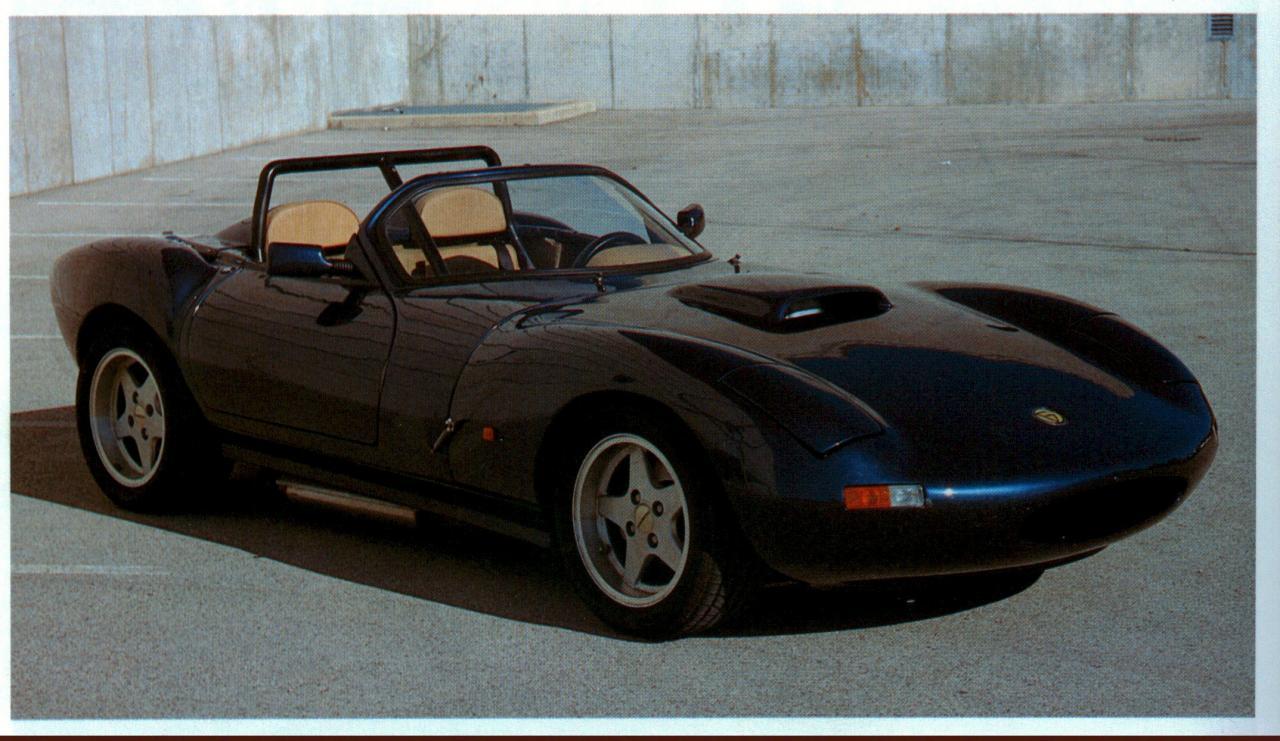 Garage von mveglio ginetta g33 for Garage auto quad passion