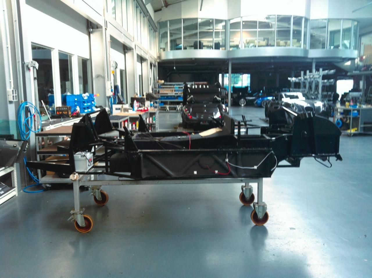 Garage von houdini wiesmann mf 3 855 for Garage auto quad passion