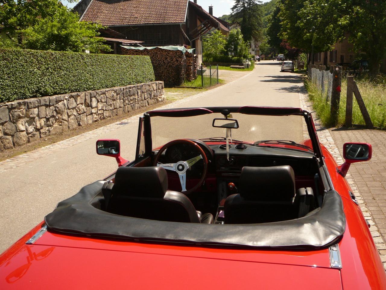 Garage von wiesmann341 alfa spider for Garage auto quad passion