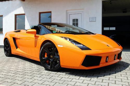 Garage von f1driver lamborghini gallardo lp520 spyder for Garage auto quad passion