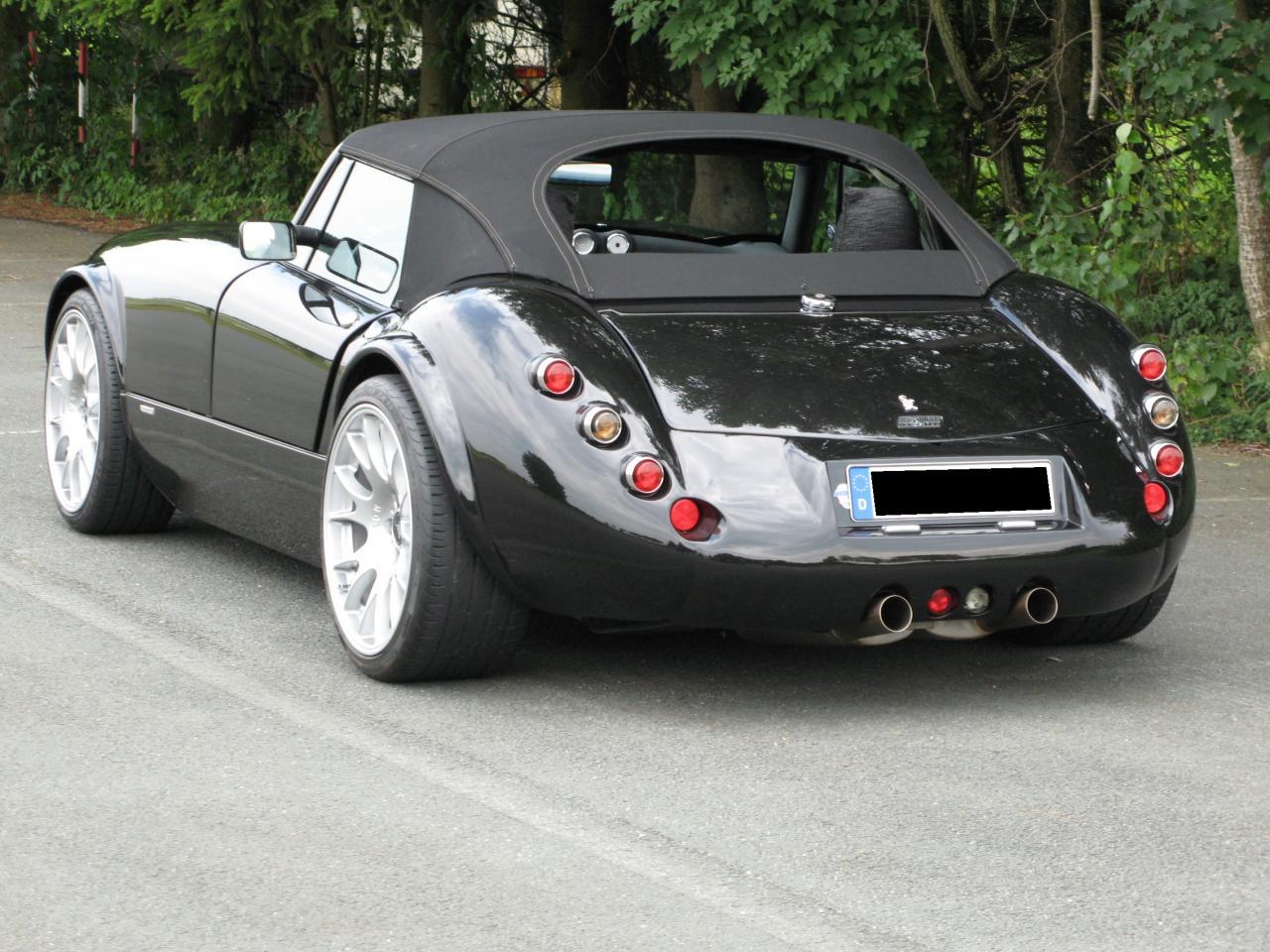 Garage von spezi01 roadster for Garage auto quad passion