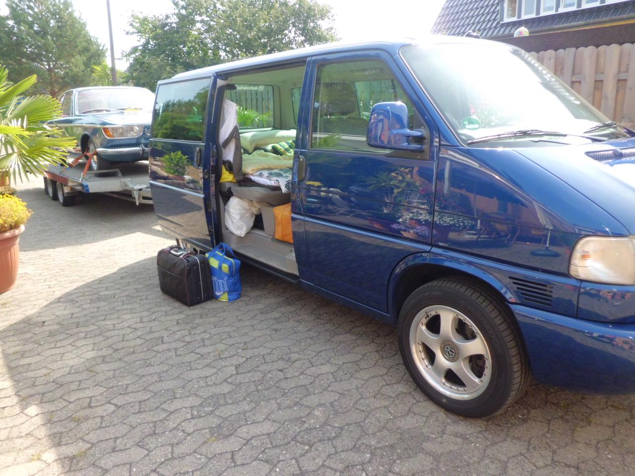 Garage von fricki vw t4 multivan tdi last edition for Garage volkswagen condom